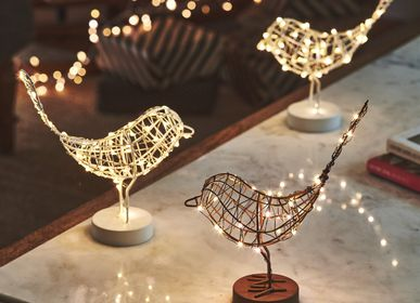 Gifts - Table Robin Light Ornament - LIGHT STYLE LONDON