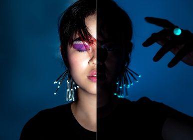 Jewelry - FIREWORKS earrings - ANNCOX GLASS JEWELRY
