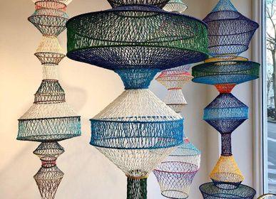 Design objects - Manoon Weaven Lamp - KORAKOT