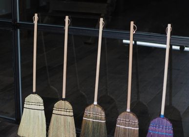 Design objects - SORGHUM BROOMS - NEEM COLLECTION - BAAN BOON BROOMS