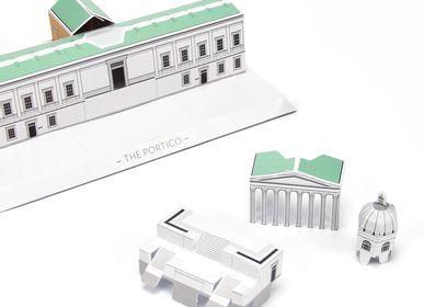 Objets design - Custom Paper Crafts - POSTCARD CUBE