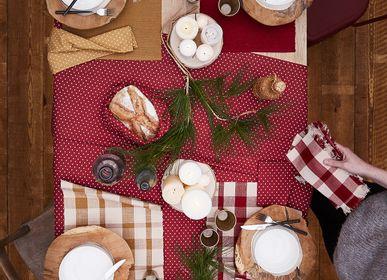 Linge de table textile - Nappe imprimée CIMES - SYLVIE THIRIEZ