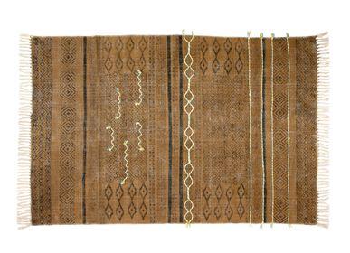 Contemporary carpets - KALAHARI COTTON RUG 120X180 CM AX71186 - ANDREA HOUSE