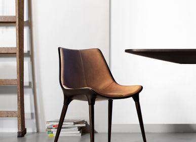 Chaises - chaise LUNA - métal  - DOIMO BRASIL