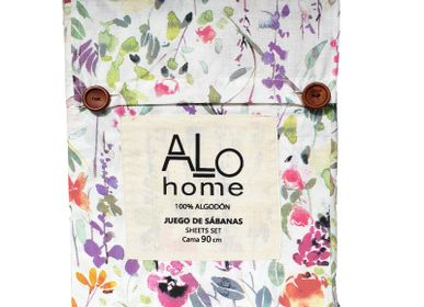 Floral decoration - WATERCOLOUR SHEET SET  - PETIT ALO