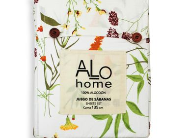 Décorations florales - PINK LEATHER TOILETRY BAG  - PETIT ALO