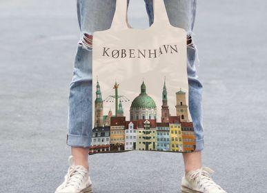 Sacs et cabas - Sac cabas Copenhagen - Polyester recyclé - MARTIN SCHWARTZ