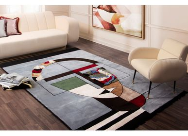 Office design and planning - Mira Rug - RUG'SOCIETY