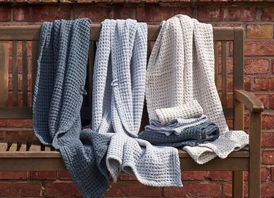 Bath towels - Towels Aura - EVELYN KAHLE