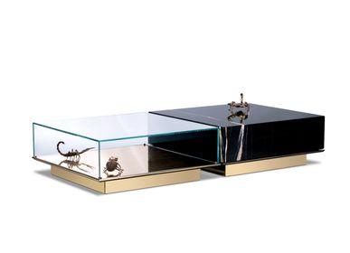 Tables basses - Table centrale METAMORPHOSE - BOCA DO LOBO