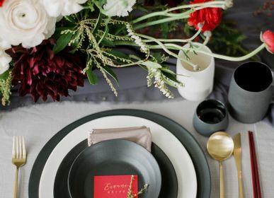 Assiettes au quotidien - Ripple dinner plates (4 sizes) - 3,CO