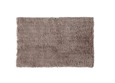 Autres linges de bain - Tapis de bain gris 50x80 cm BA71022 - ANDREA HOUSE