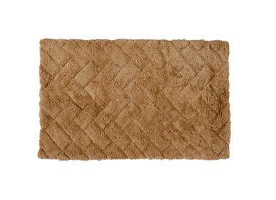 Autres linges de bain - Tapis de bain Bricks beige 50x80 cm BA71024 - ANDREA HOUSE