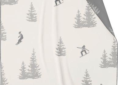 Throw blankets - Freestyle & Snowboarder - BIEDERLACK