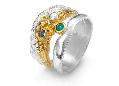 Jewelry - Emerald feast  - EVA STONE
