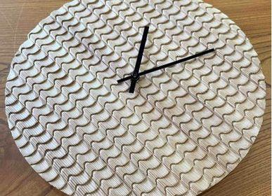 Horloges - KAWARA TOKEI (Horloge de toit) - JAPAN WOOD  EXPORT ASSOCIATION