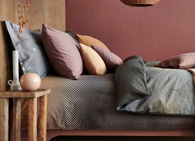 Bed linens - Bed linen Fashion - Planty, Magic and Dreams in hazel - VANDYCK