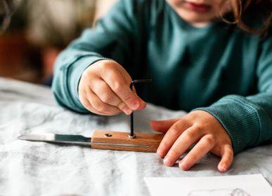 Children's mealtime - Kit pour fabriquer son couteau - Enfant - ACOLYTE