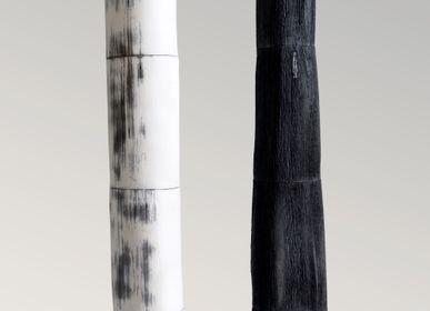 Unique pieces - Sculpture Earth - Tree Column - KARINE DENIS