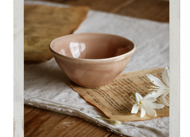 Bowls -  SMOOTH Bowls - NOSSE CERAMIC STUDIO
