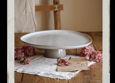 Platter and bowls - SVELTE Cake Stands - NOSSE CERAMIC STUDIO