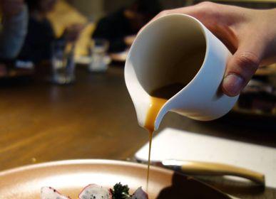 Accessoires thé et café - Ripple creamer & Sugar - 3,CO