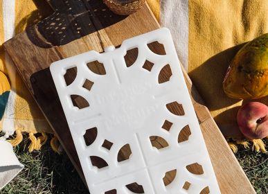 Outdoor decorative accessories - BREEZEBLOCK ICE PACK  - BUSINESS & PLEASURE CO.