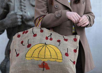 Children's bags and backpacks - Jute Bags - 35x43 - PO! PARIS