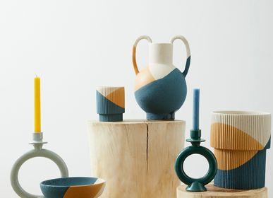 Objets de décoration - Collection vases Noah et Chandelier En Altitude - AMADEUS