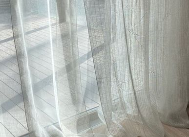 Curtains and window coverings - 100% HANDCRAFTED LINEN CURTAINS - STUDIO NATURAL