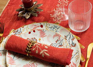 Assiettes de réception - Céramiques de table Sacha - AMADEUS