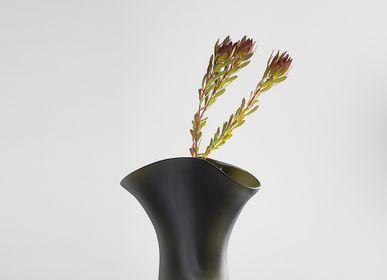 Vases - Vase en verre d'art soufflé à la main - 3,CO