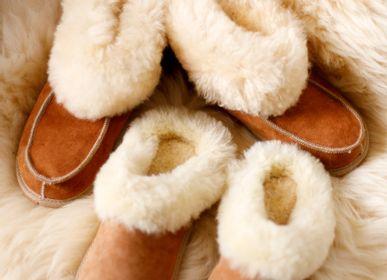 Chaussures - Bottines en Peau de mouton  - SHEEP BY THE SEA