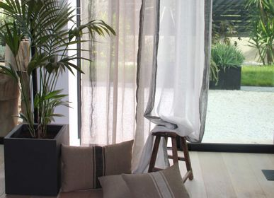 Curtains and window coverings - NAPPE VERDALE - SUD ETOFFE