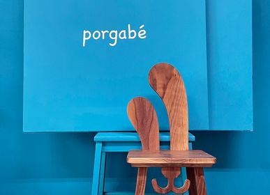 Children's tables and chairs - Poppy-R - PORGABÉ