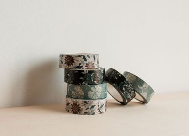Stationery - Stationery Masking Tape - POUSSIÈRE DES RUES