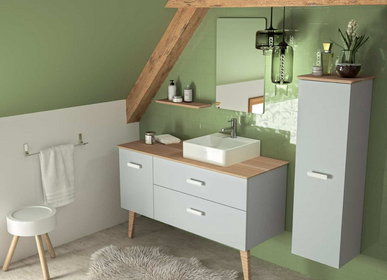 Commodes - Meuble salle de bain HYGGE - DECOTEC