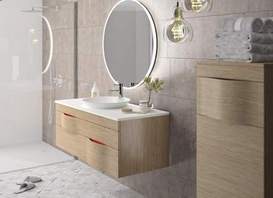 Commodes - Meuble salle de bain ILLUSION - DECOTEC