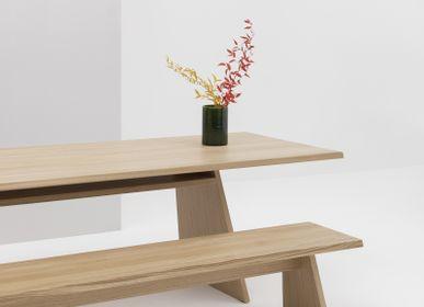 Autres tables  - Table JUNE 300cmx90cm - CRUSO