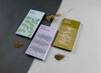 Accessoires de jardinage - Herbes de Provence Seed Collection - PICCOLO SEEDS