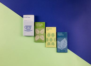 Accessoires de jardinage - Herbal Teas Seed Collection - PICCOLO SEEDS