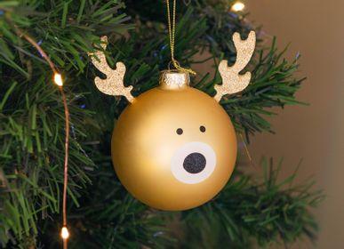 Décor de fête pour enfant - Boule de Noël - AMADEUS LES PETITS