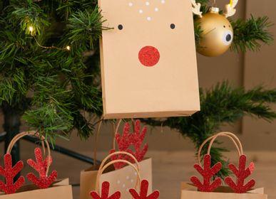 Décor de fête pour enfant - Sac Noël  - AMADEUS LES PETITS