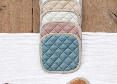 Maniques - Porte-pot en lin en différentes couleurs - MAGICLINEN