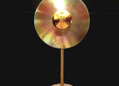 Objets de décoration - Lampe à poser VINYLE - ESPRIT MATIERES