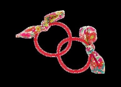 Accessoires cheveux - Mini-élastiques nœuds  - OBI OBI