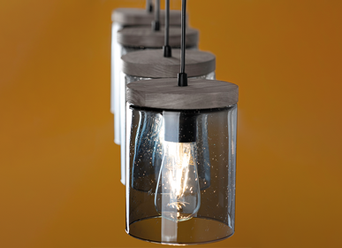 Suspensions - MONSUN / fabriqué en EUROPE  - BRITOP LIGHTING POLAND