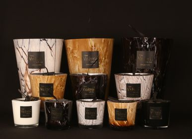 """Design objects - Victoria Candle """"Marble"""" - VICTORIA WITH LOVE"""