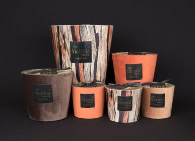 """Candles - Collection """"Velvet"""" - VICTORIA WITH LOVE"""