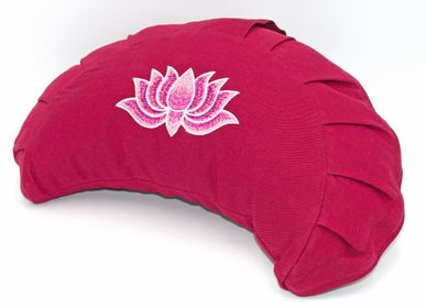 Comforters and pillows - embroidered meditation cushions - BAGHI FAIR LIFESTYLE